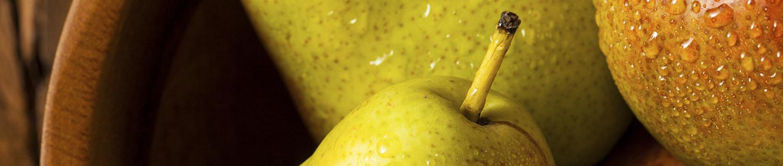 California grown Bartlett pear recipes