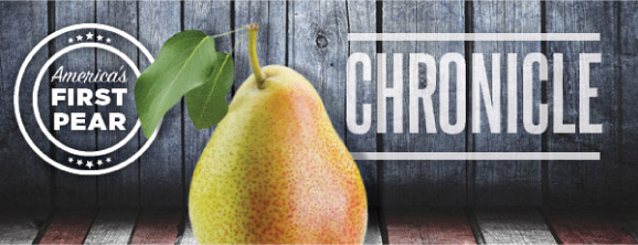 Sign up for the e-newsletter to receive information on events, giveaways and promotions from local California pear farmers.
